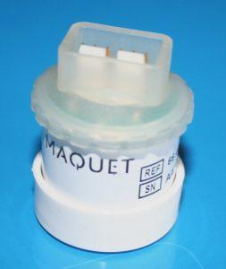 celula de  O2 Maquet