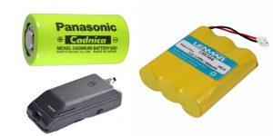 baterias de uso médico